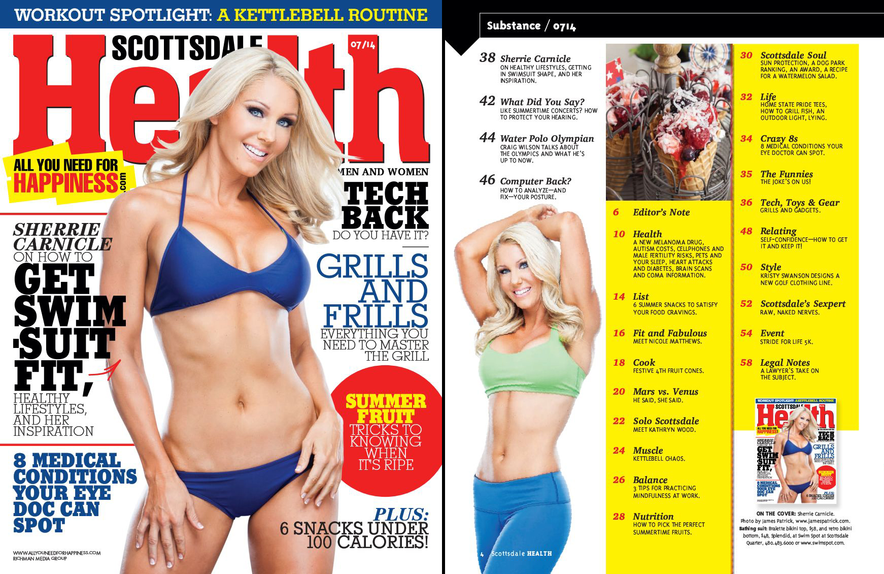 Scottsdale Health Magazine