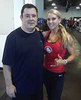 Dave scottsdale personal training client