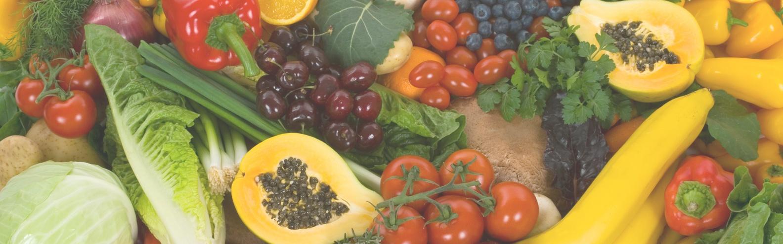 Fruit-Banner