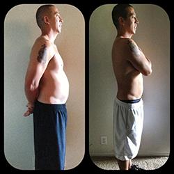 personal trainer scottsdale arizona fat loss results